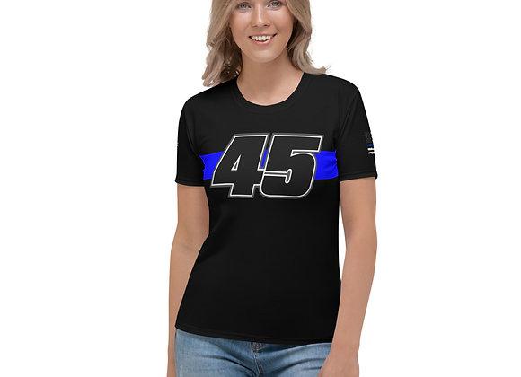 45 - Honor - Duty - Courage - Women's T-shirt