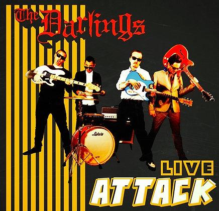 Live Attack - Vinyl