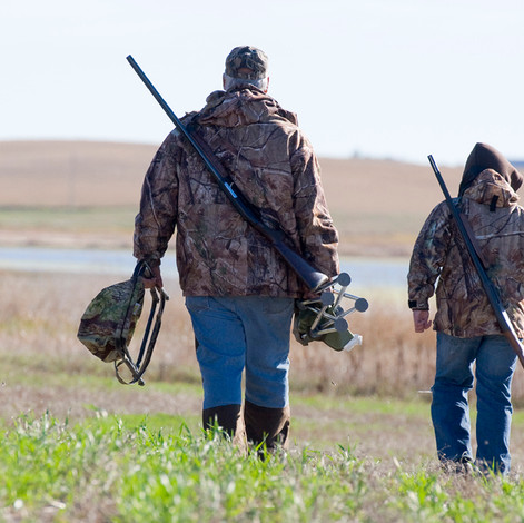 Introducing Youth to Hunting