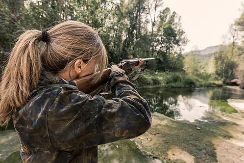 Support Opportunities for Women in Hunting and Conservation