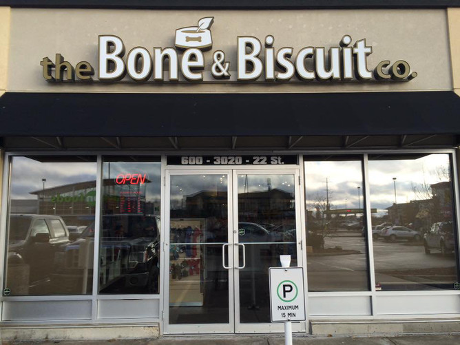 Bone & Biscuit - Mahogany
