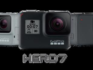 GoPro HERO7の登場
