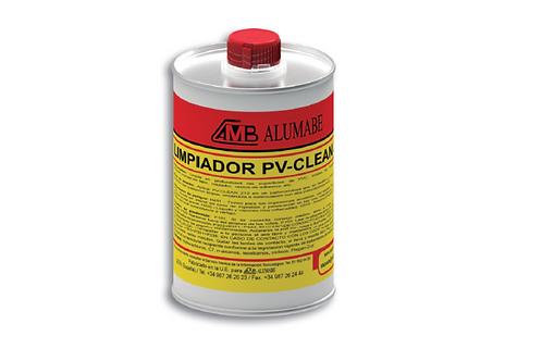 LIMPIADOR PROFESIONAL PVC