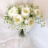 David Austin Bridal Hand Bouquet