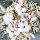Everlasting Bridal Hand Bouquet