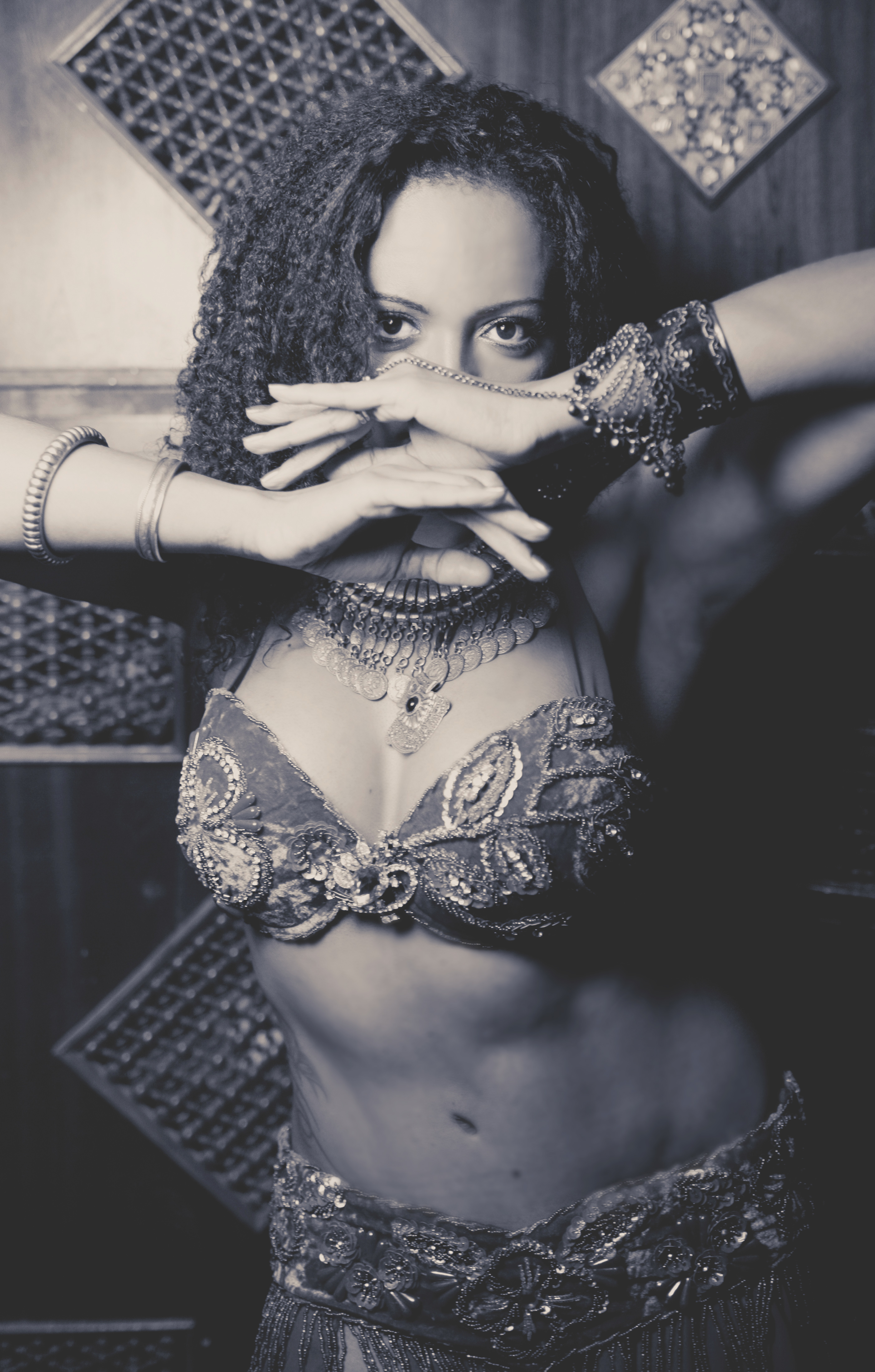 Belly dance workshops in Dublin