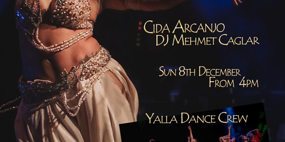 Yalla Belly Dance Party - Arabian Night