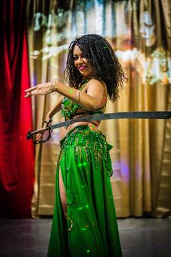 Sword Dance with Cida Arcanjo