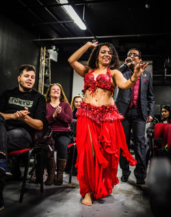 Charity Belly Dance - At Filmbase