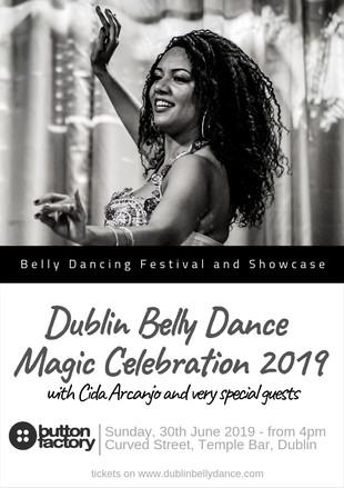 Yalla Dublin Belly Dance Magic Celebration