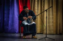 Ives Al Sahar - Drum Solo