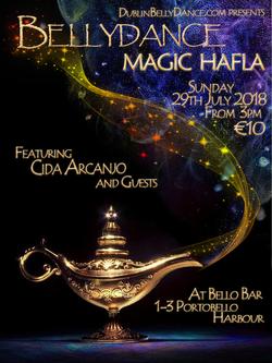 Magic Hafla (July 2018)