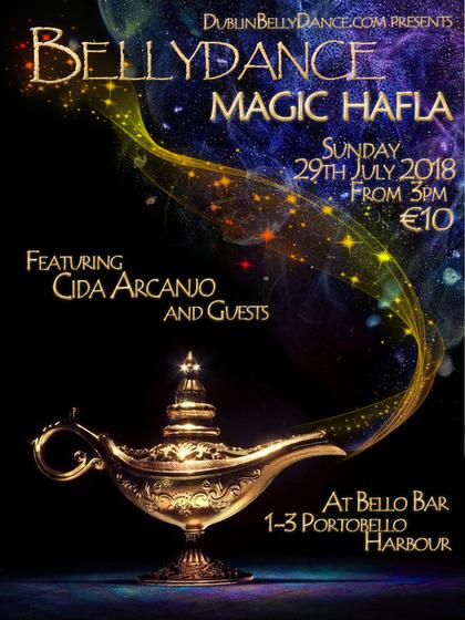 Belly Dance Magic Hafla 2018