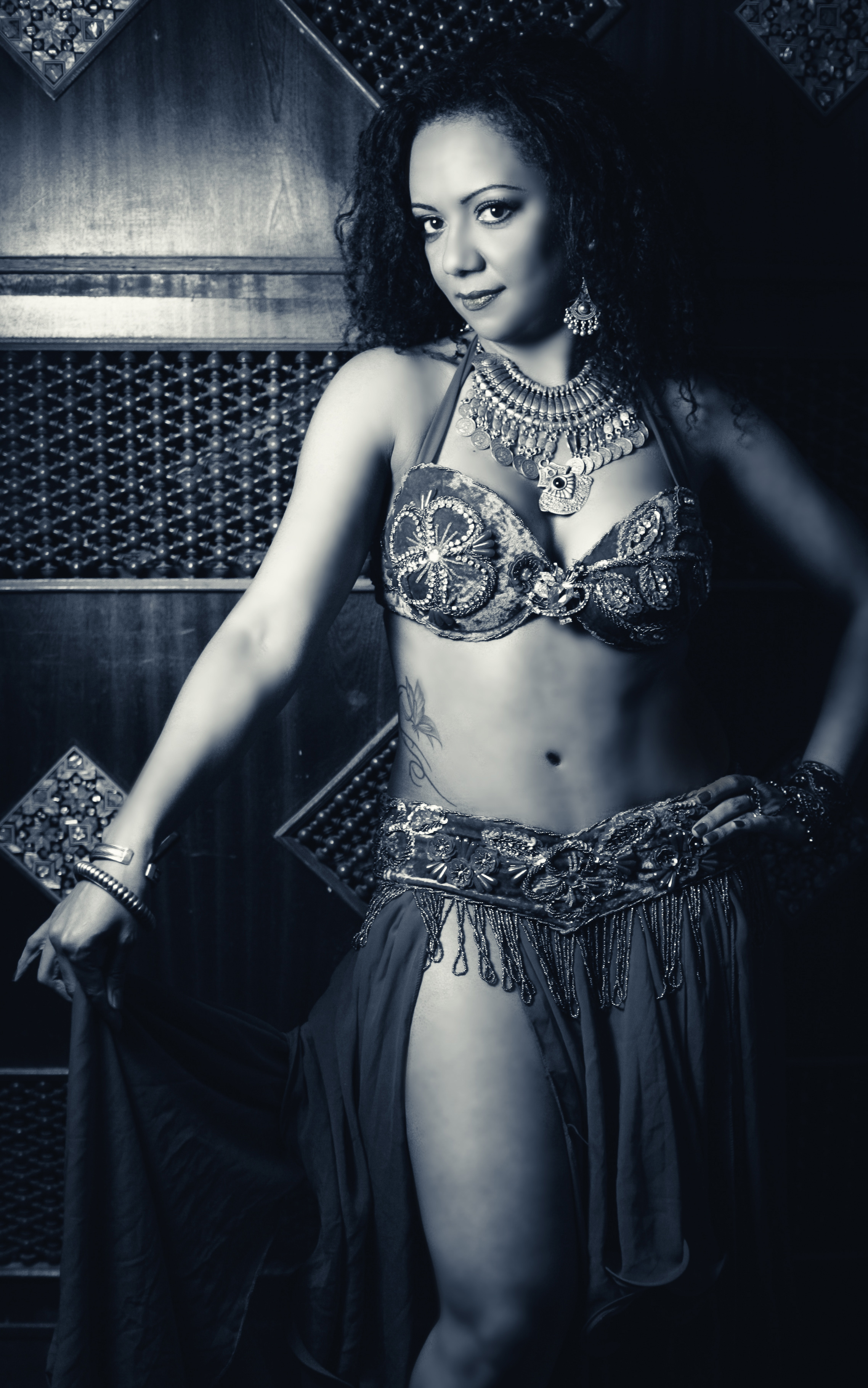 Belly dance shows in Dublin