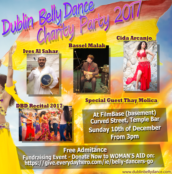 Belly Dance Charity Party 2017