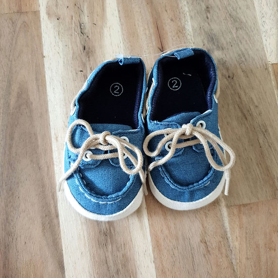 Toddler boat shoes