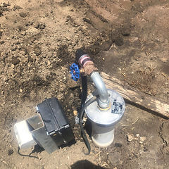 DAB bore hole pump