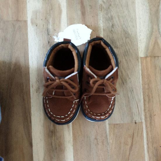 Hi Top Toddler boat shoes