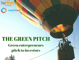 Eco-friendly accelerator looking for Green Entrepreneurs.