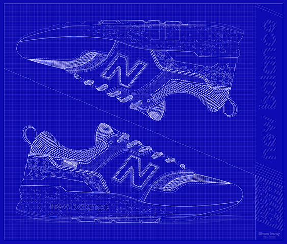 BLUEPRINT NEW BALANCE