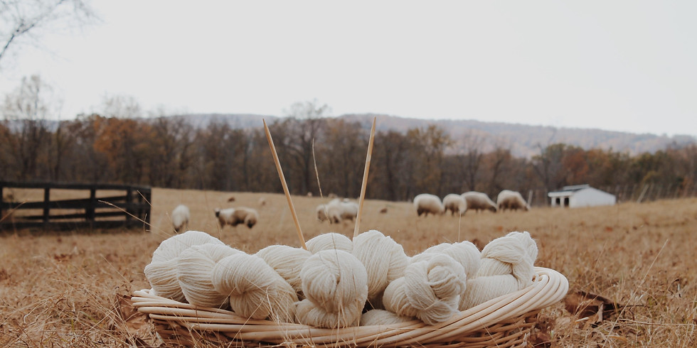 Hearthside Series: Farm to Knit