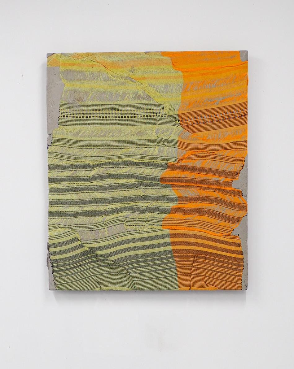 Fold Enfold Unfold (summer stripes)