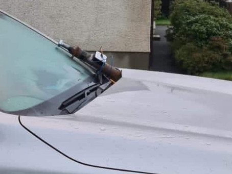 Co Antrim security alert ends with ATO removing pipe bombs which were left on vehicles