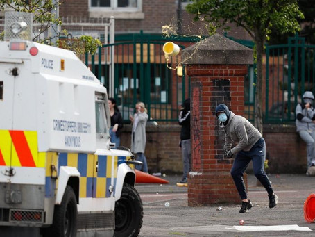 POLICE APPEAL after second night of disorder in north Belfast