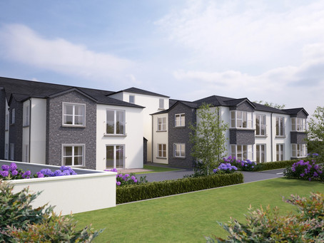 New affordable housing for older people in the heart of Broughshane