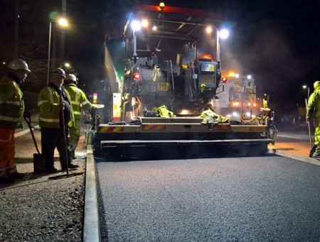 £203,000 Road improvement works for Fenaghy Road Cullybackey set to start
