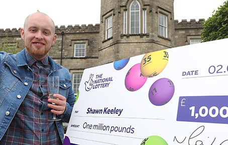 Dungiven man scratches his way to £1m and vows to keep on working at Spar