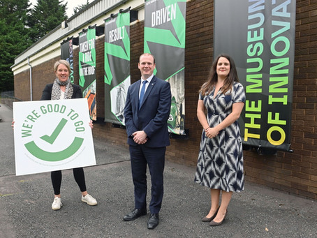 The Museum of Innovation is 'Good to Go' – Lyons