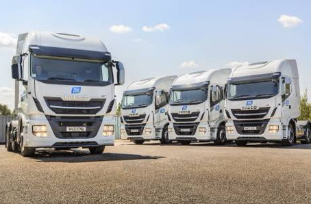 Moy Park cooking on gas with largest single order of Iveco natural gas trucks in UK