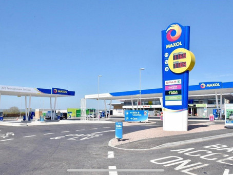 Maxol completes £120,000 investment at A26 Tannaghmore