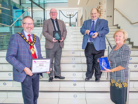 Councillors hail staff for 'continued excellence and delivery'