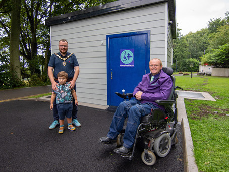 MEA Council signals support for further 'Changing Places' toilets for disabled