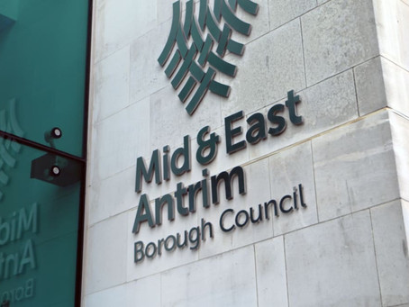 Mid and East Antrim Borough Council shortlisted as UK Council of the Year