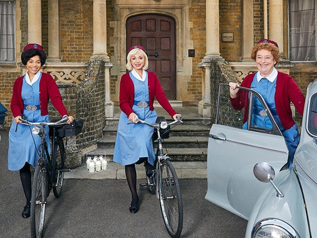 Call The Midwife returns as series 12 and 13 commissioned by BBC