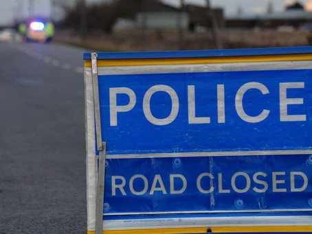 Police confirm man in his 30's died following Antrim collision