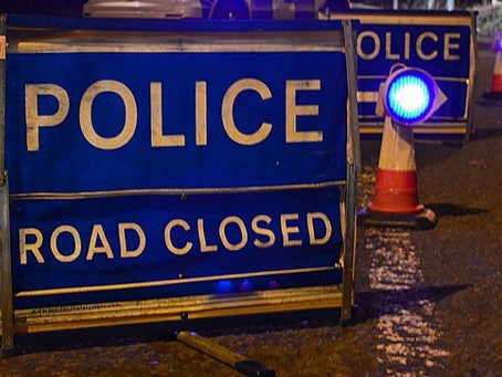 Man dies after road traffic collision on Shore Road