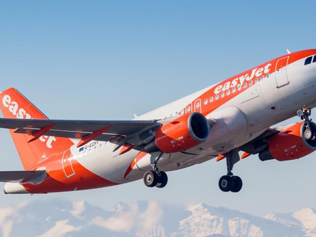 EasyJet launches Leeds Bradford and East Midlands from Belfast International Airport