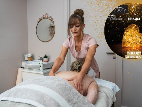 Going for Gold! County Antrim beauty therapist in running for top UK Award