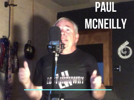 WATCH | Ballymena man releases charity single in aid of Macmillan Cancer Support
