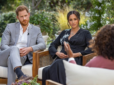 ITV acquires Oprah With Meghan and Harry