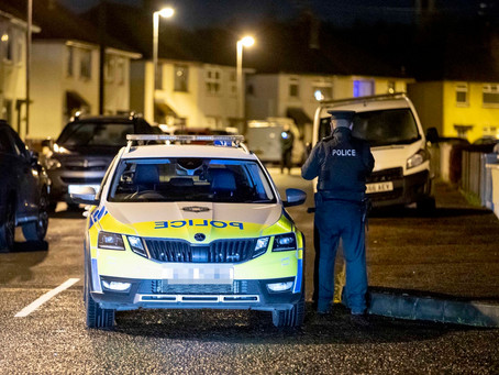 Coleraine shooting | Man injured after shots fired through front door of home
