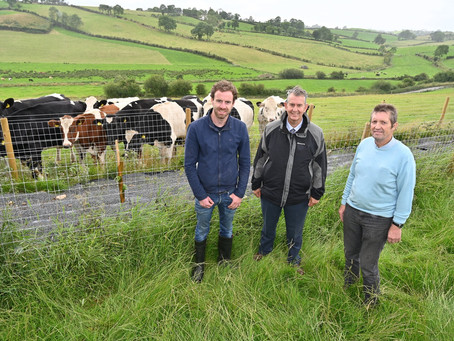 NI Farmers urged to help improve water quality with support from the Environmental Farming Scheme