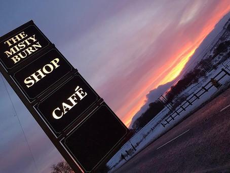 Misty Burn cafe announces closure