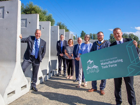 Ballymena sees first Manufacturing Excellence Academy