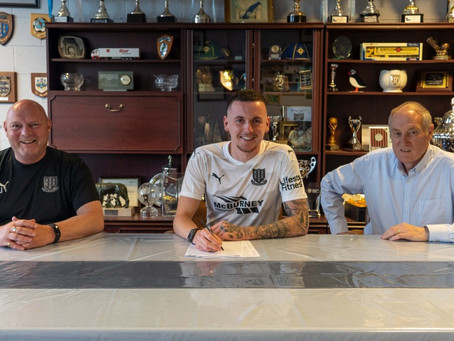 Ballymena United are delighted to announce the signing of striker David Parkhouse