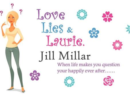 LOVE, LIES & LAURIE - Ballymena woman pens her first book